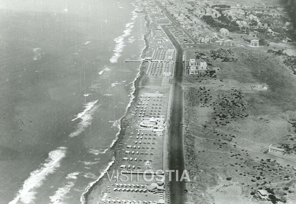 VisitOstia - gli stabilimenti balneari di levante (anni '30)