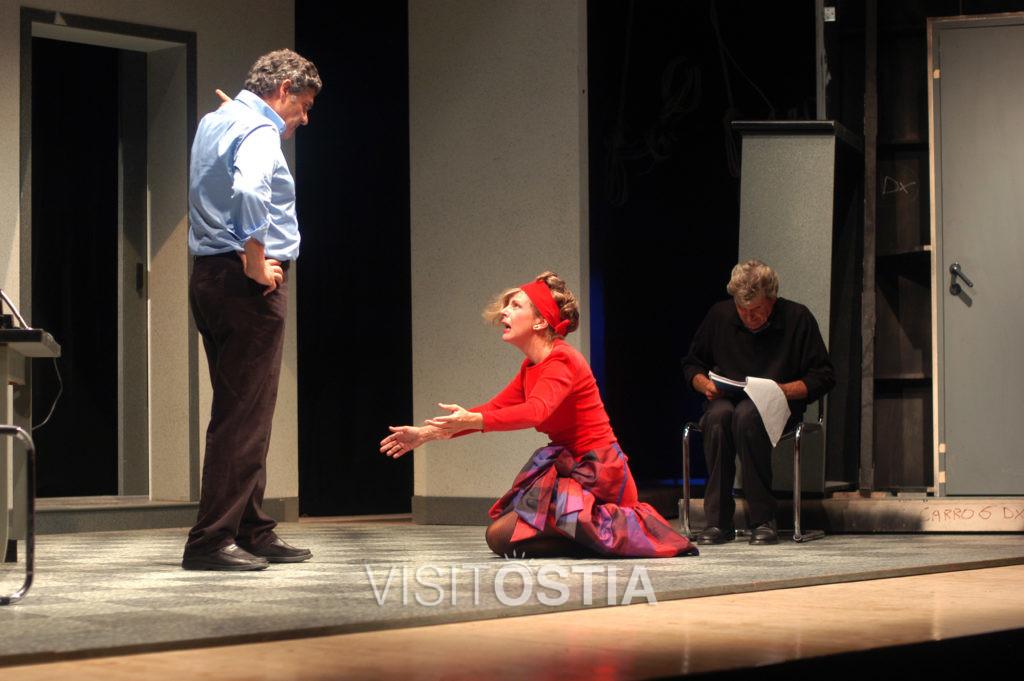 VisitOstia - rappresentazione teatrale