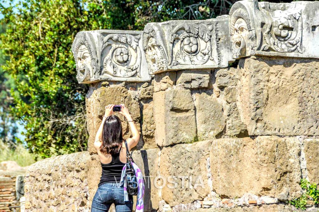 VisitOstia - parco archeologico di Ostia Antica