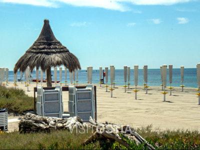 VisitOstia - spiaggia attrezzata