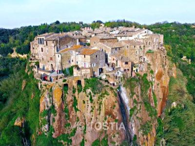 VisitOstia - selezione borghi medievali (Calcata)