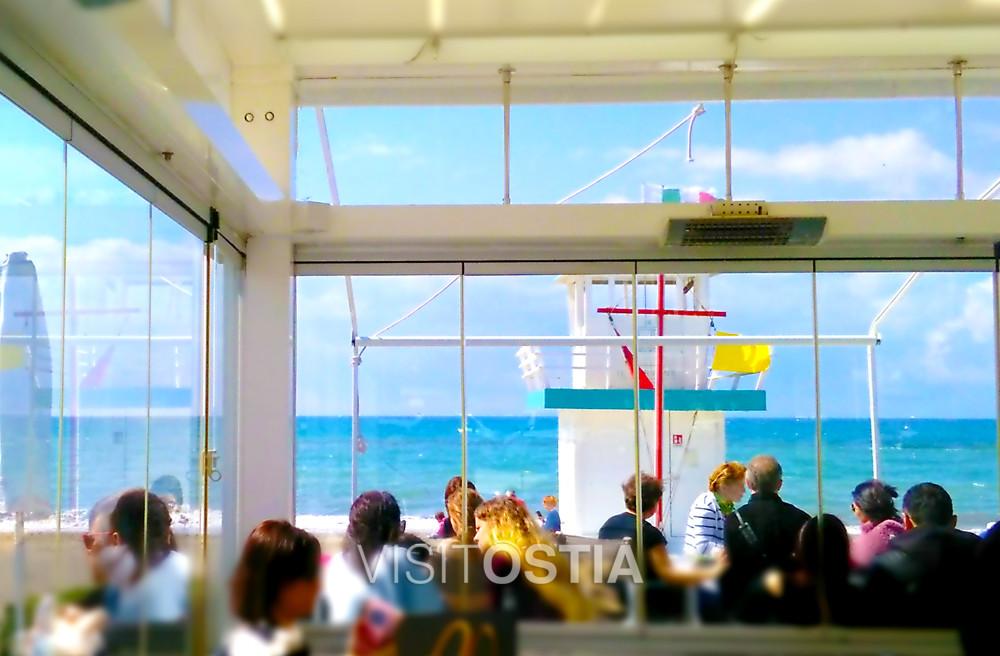 VisitOstia - chioschi sulla spiaggia