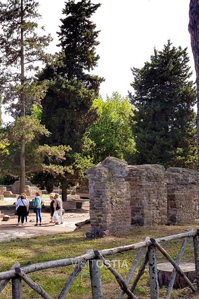 VisitOstia - scavi di Ostia Antica