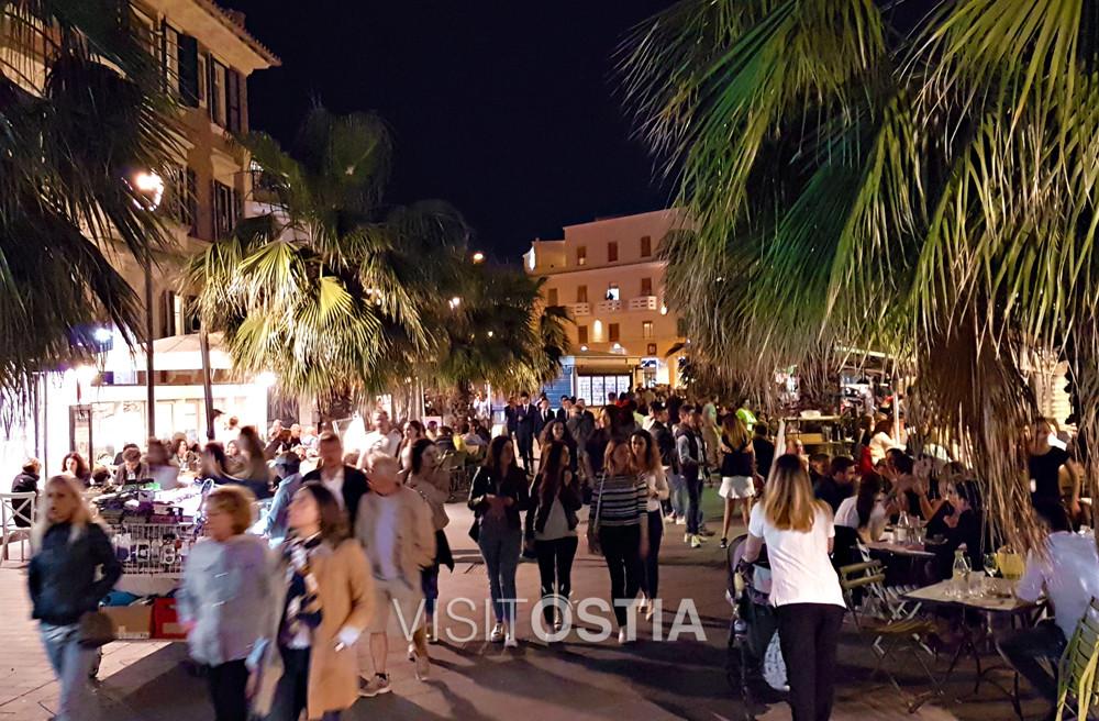 VisitOstia - Ostia area pedonale centro storico