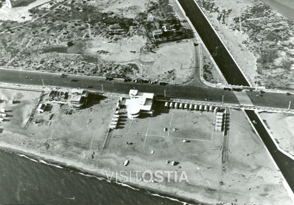 VisitOstia - lo stabilimento balneare della Lega Navale