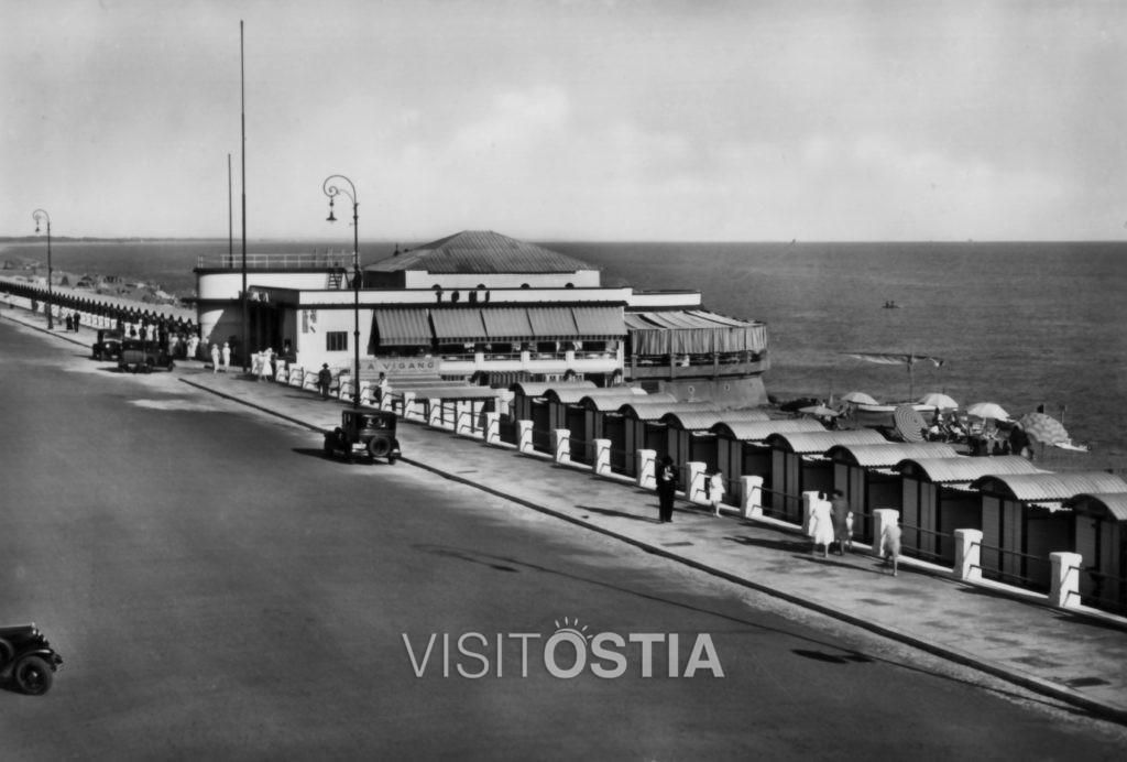 VisitOstia - Stabilimento Balneare La Vecchia Pineta