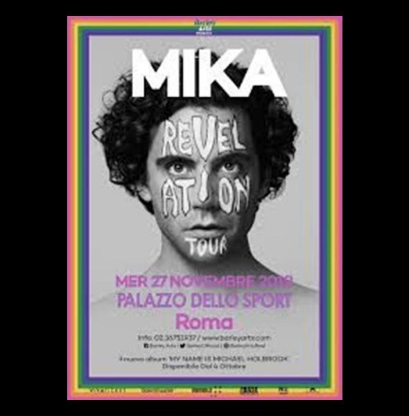 """Mika """"Revelation"""" Tour"""