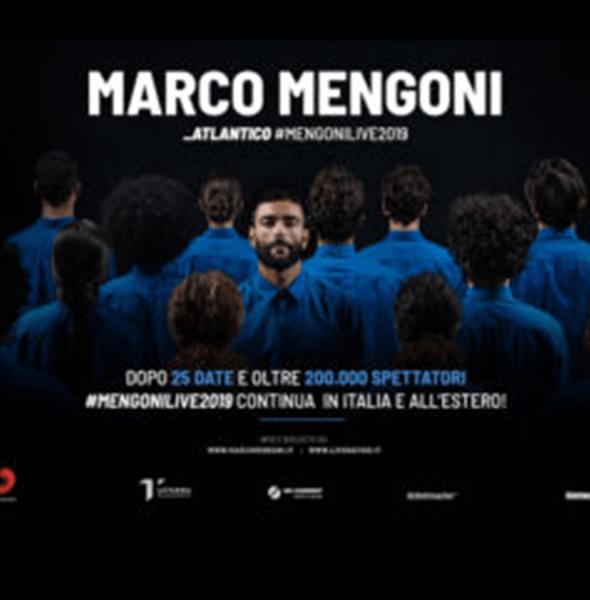 "Marco Mengoni ""Atlantico"" Tour"