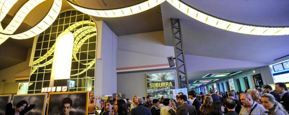 Cineland, the multiplex and entertaiment centre