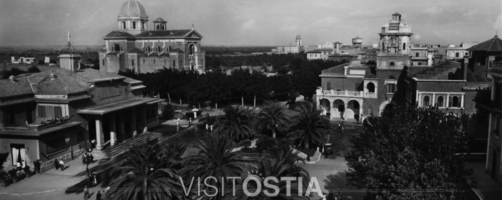 Ostia: historic town Centre
