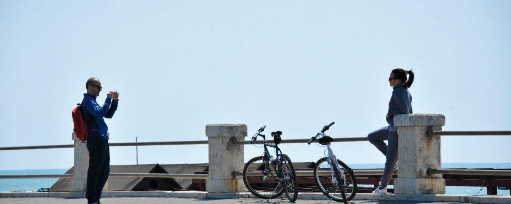 Western Ostia bicyle path