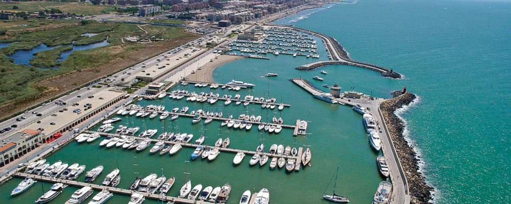 The Marina of Ostia