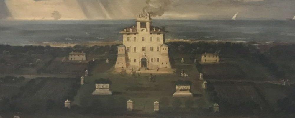 Villa Sacchetti, poi Chigi