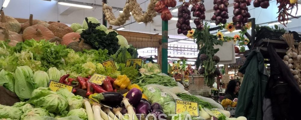 Organic Shopping in the local markets